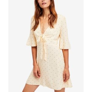 Free People All Yours Mini Dress *NEW*